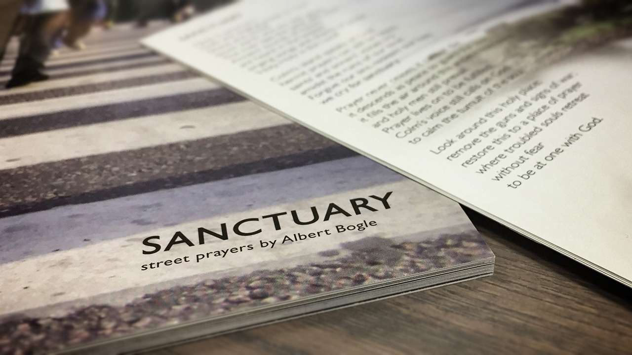 Sanctuary - A book of prayers