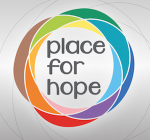 <span>Place for Hope</span><i>→</i>