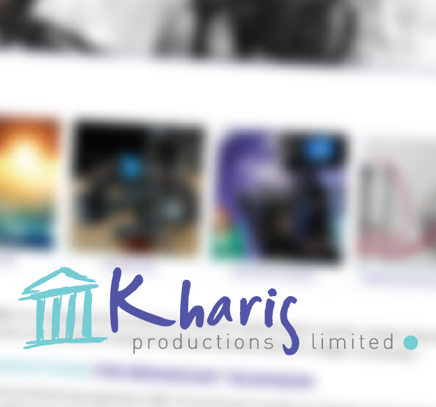 <span>Kharis Productions</span><i>→</i>