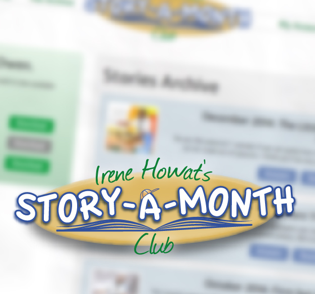 <span>Story-A-Month Club</span><i>→</i>
